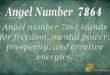 7864 angel number