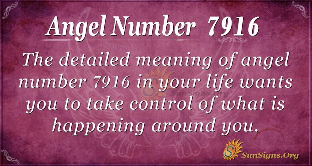 7916 angel number