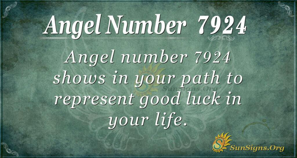 7924 angel number