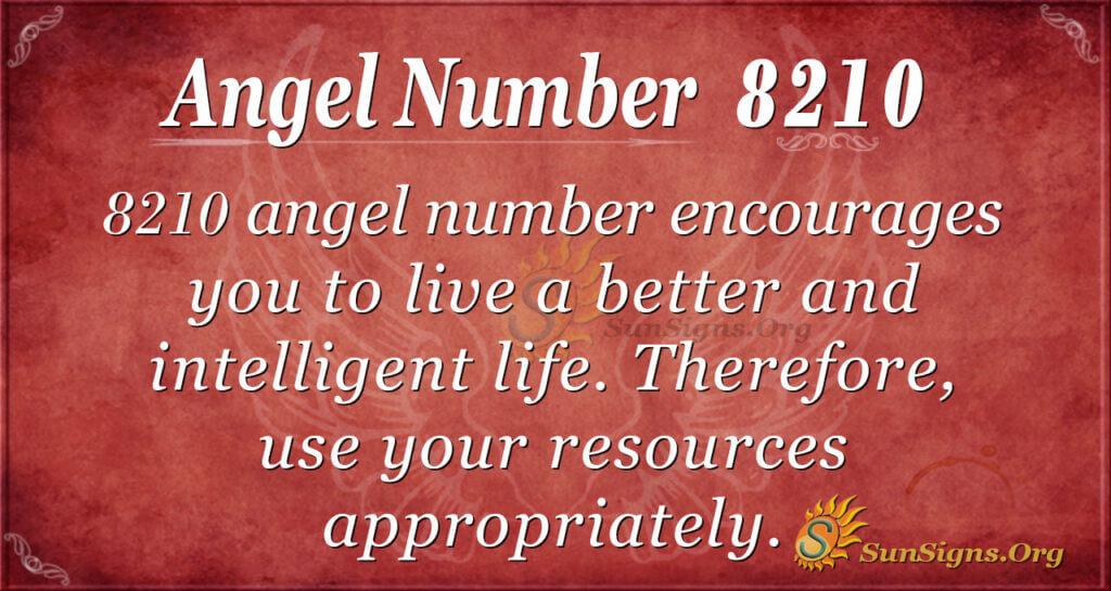 8210 angel number