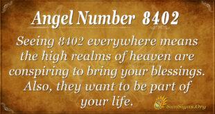 8402 angel number