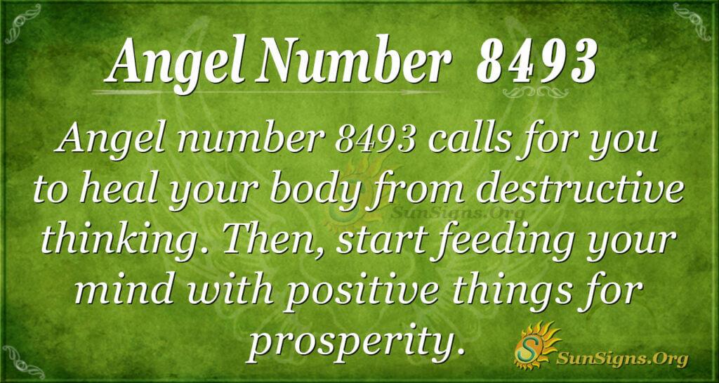 8493 angel number
