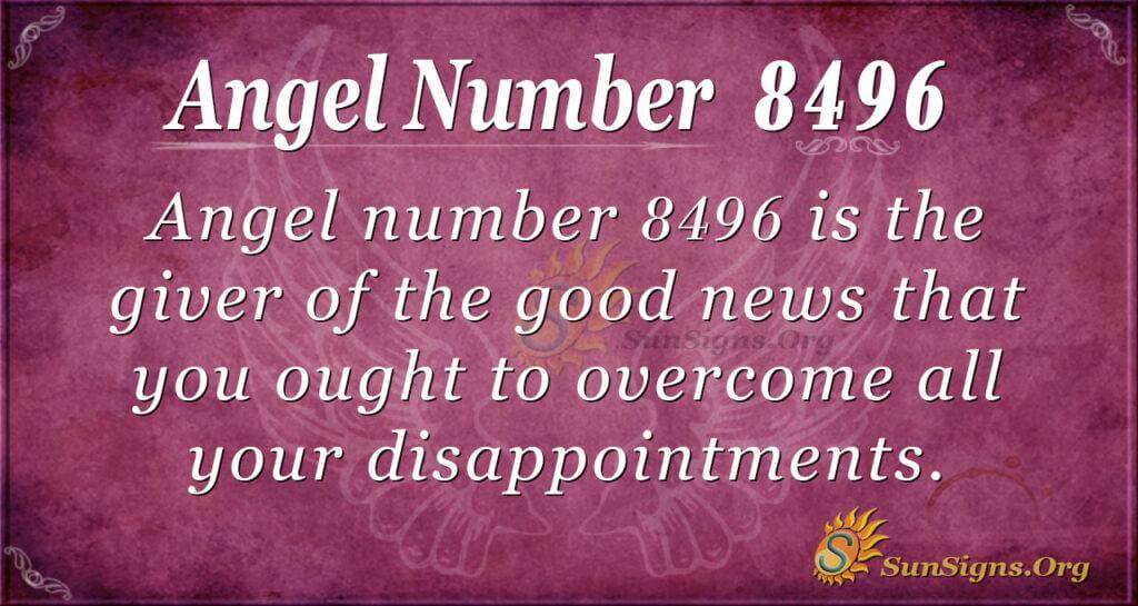 8496 angel number