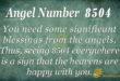 8504 angel number