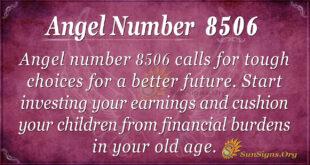 8506 angel number