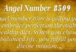 8509 angel number