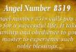 8519 angel number