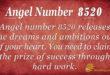 8520 angel number