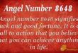 8648 angel number