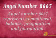 8667 angel number