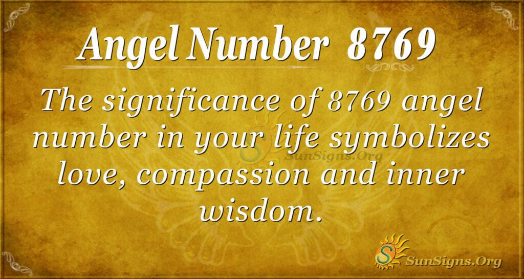 8769 angel number