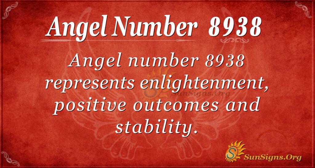 8938 angel number