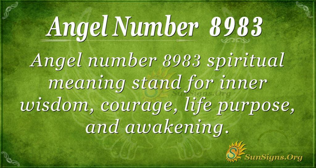 8983 angel number