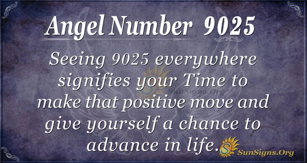 9025 angel number
