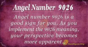 9026 angel number