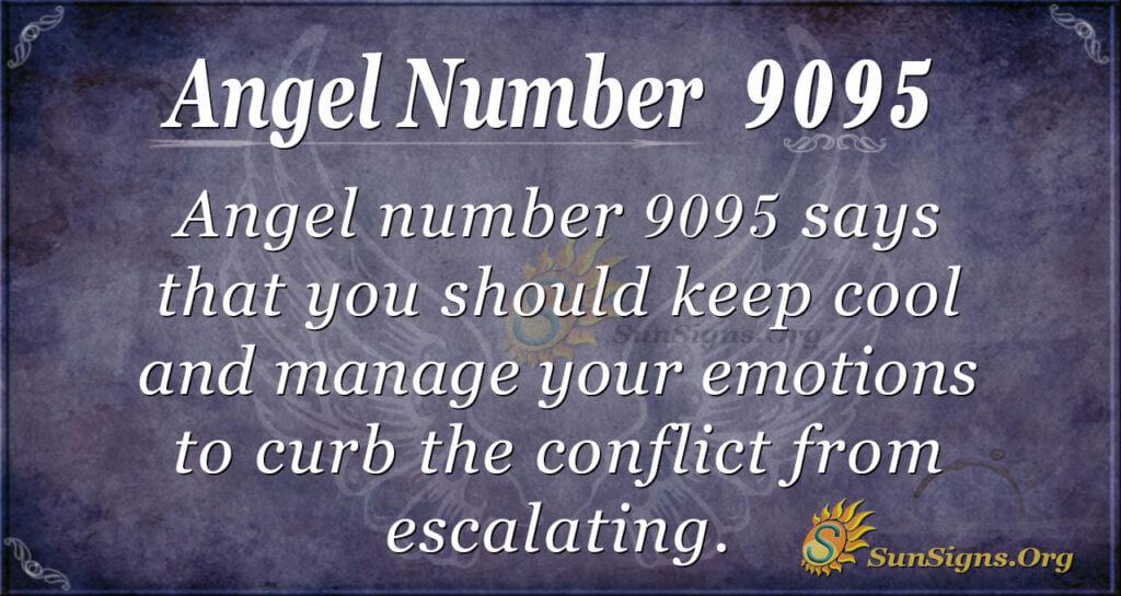 9095 angel number