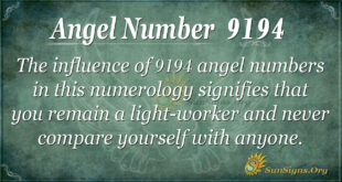 9194 angel number
