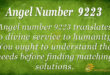 9223 angel number