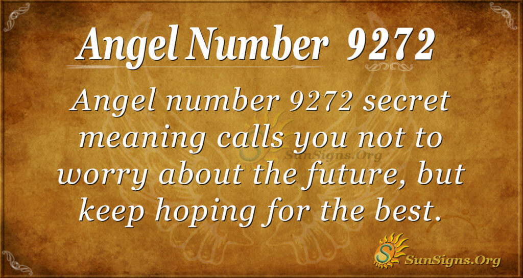 9272 angel number
