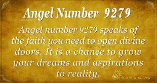 9279 angel number