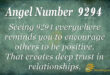 9294 angel number