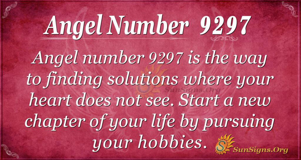 9297 angel number