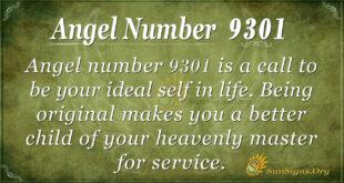 9301 angel number
