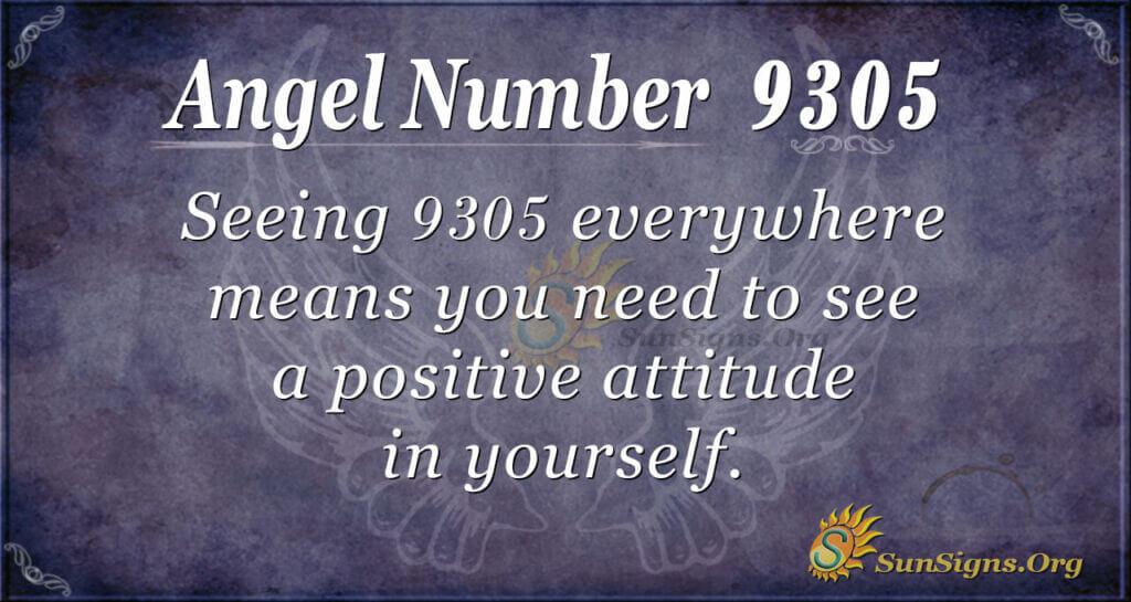 9305 angel number