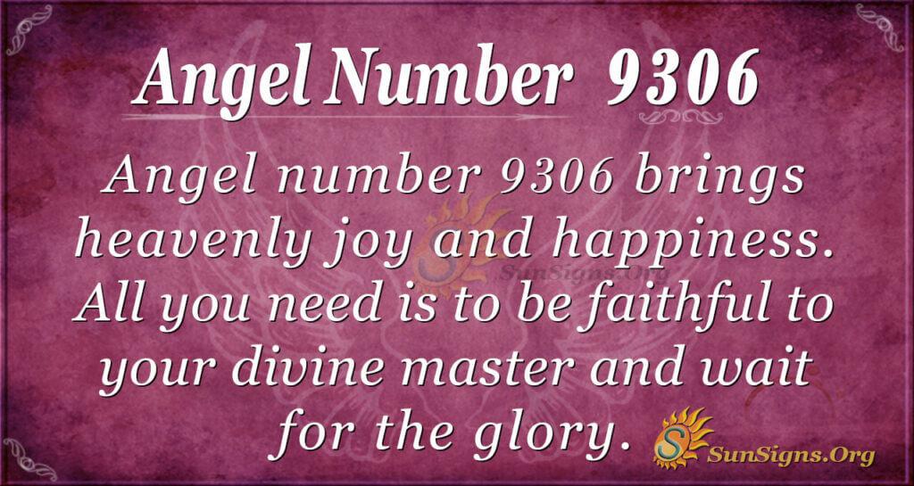 9306 angel number