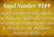 9309 angel number