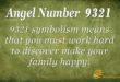 9321 angel number