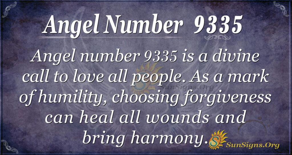 9335 angel number