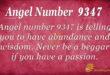 9347 angel number
