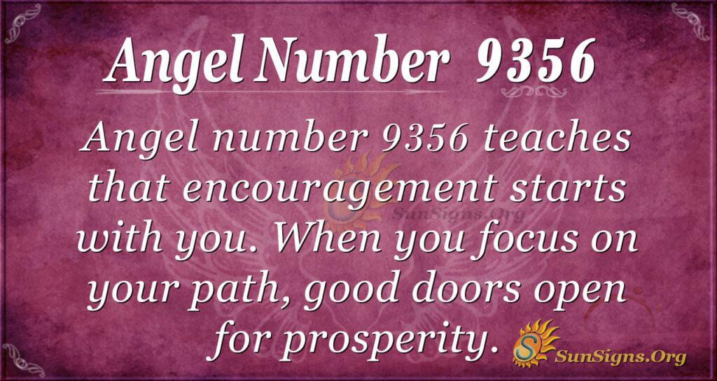 9356 angel number