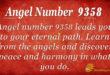 9358 angel number
