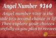 9360 angel number