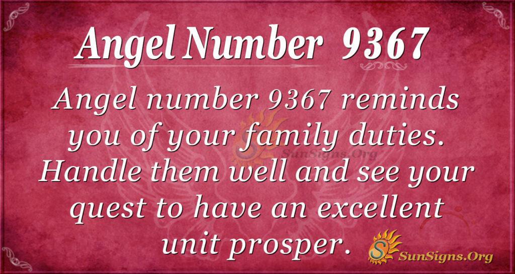 9367 angel number