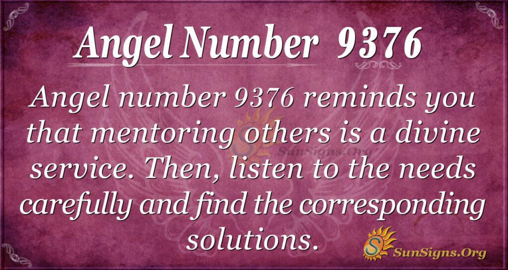 9376 angel number