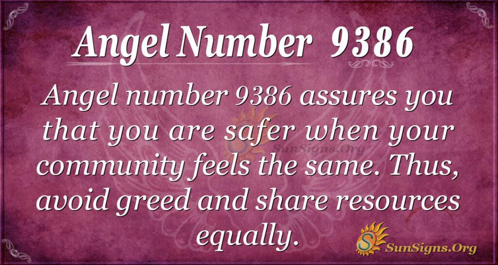 9386 angel number
