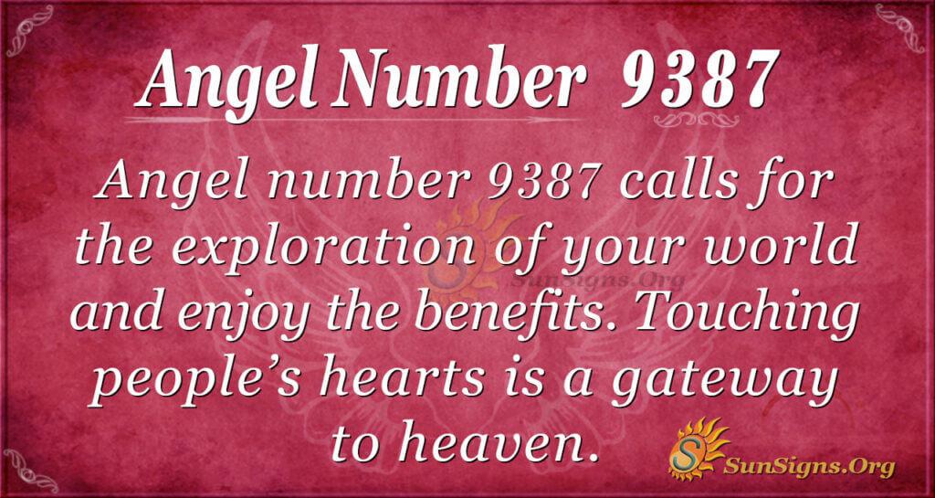 9387 angel number