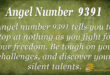 9391 angel number