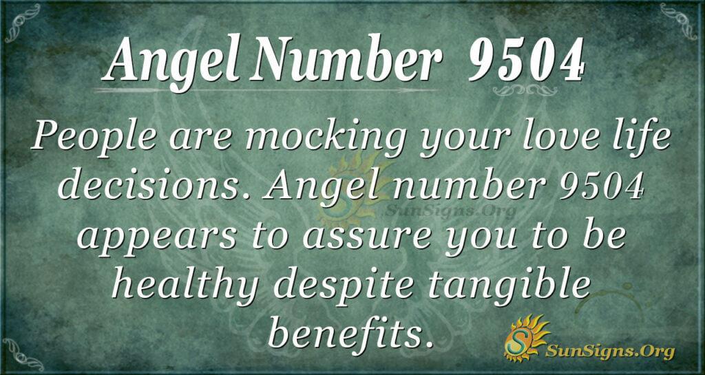 9504 angel number