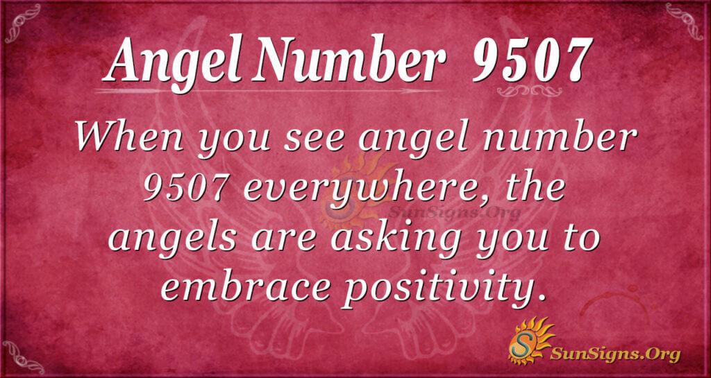 9507 angel number