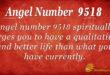 9518 angel number