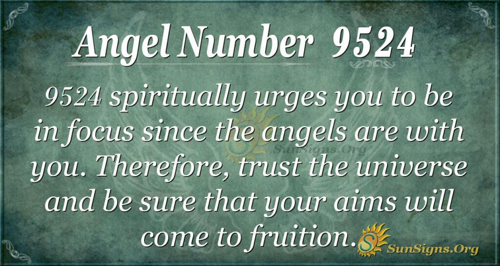9524 angel number