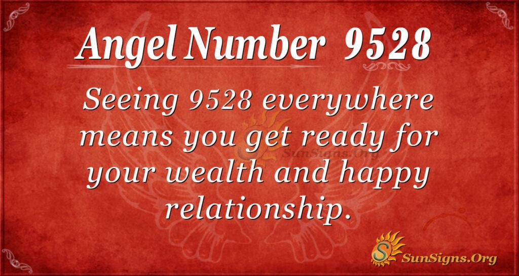 9528 angel number