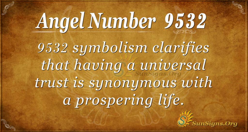 9532 angel number