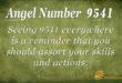 9541 angel number
