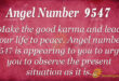 9547 angel number