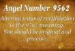 9562 angel number